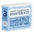 The Author-Illustrator Starter Kit: Your Job is to Turn These 3 Books Into One-of-a-Kind Picture Books (Hardcover)