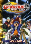 Beyblade: Metal Fusion Vol 4 (DVD)