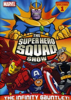 The Super Hero Squad Show: The Infinity Gauntlet Season 2 Vol 1 (DVD)