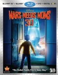 Mars Needs Moms (Blu-ray/DVD)