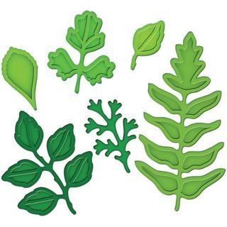 Spellbinders Shapeabilities 'Foliage' Dies