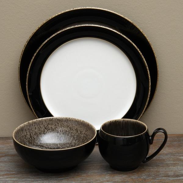 denby praline 16 piece dinnerware set 13647972. Black Bedroom Furniture Sets. Home Design Ideas