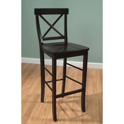 Easton Crossback 30-inch Barstool