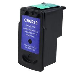 INSTEN Canon PG-210 Bubble-Jet Black Ink Cartridge (Remanufactured)