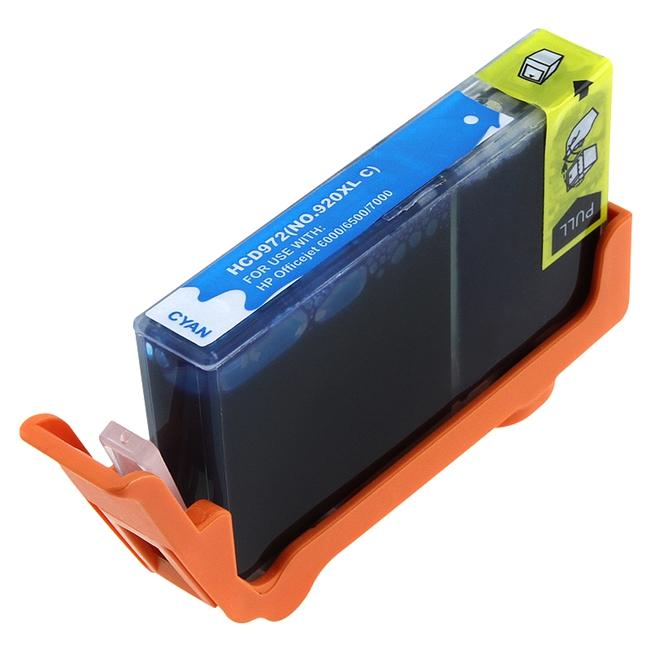 HP 920XL Compatible Cyan Ink Cartridge