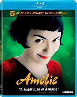 Amelie (Blu-ray Disc)