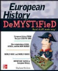 European History Demystified (Paperback)