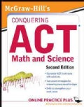 McGraw-Hill's Conquering the ACT Math and Science (Paperback)