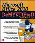 Microsoft Office 2010 Demystified (Paperback)
