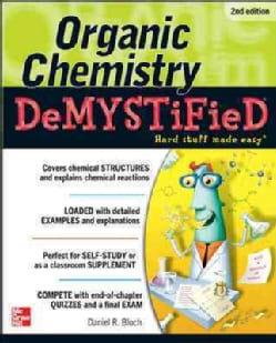 Organic Chemistry Demystified (Paperback)