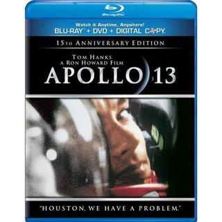 Apollo 13 (15th Anniversary) (Blu-ray/DVD)