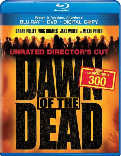 Dawn Of The Dead (Director's Cut) (Blu-ray Disc)