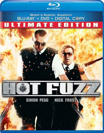 Hot Fuzz (Ultimate Edition) (Blu-ray/DVD)