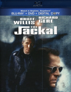 The Jackal (Blu-ray/DVD)