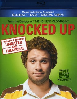 Knocked Up (Blu-ray/DVD)
