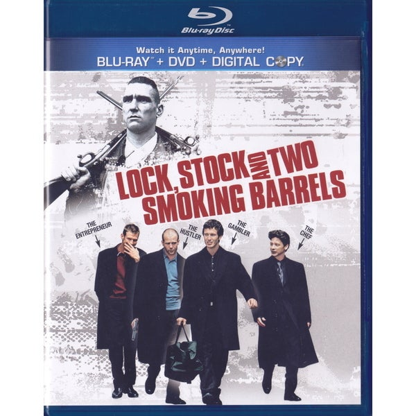 Lock, Stock and Two Smoking Barrels (Blu-ray/DVD) 8048558