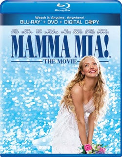 Mamma Mia!: The Movie (Blu-ray/DVD)