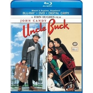 Uncle Buck (Blu-ray/DVD) 8048561