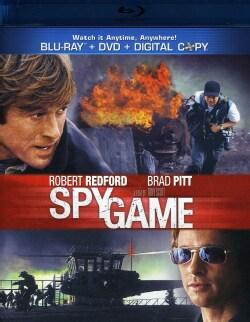 Spy Game (Blu-ray/DVD)