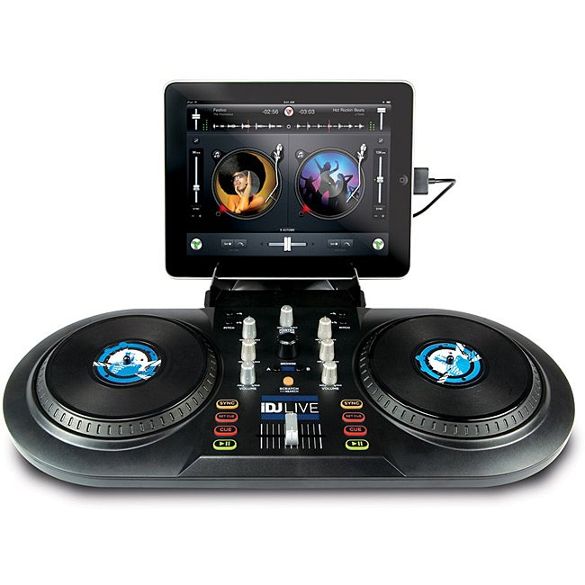 Numark iDJ Live DJ Software Controller for iPad/ iPhone/ iPod