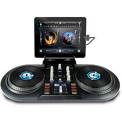 Numark iDJ Live DJ Software Controller for iPad/ iPhone/ iPod