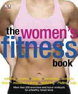 The Women's Fitness Book (Paperback)