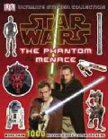 Star Wars: The Phantom Menace Ultimate Sticker Collection (Paperback)
