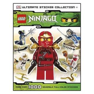 LEGO Ninjago Ultimate Sticker Collection (Paperback)