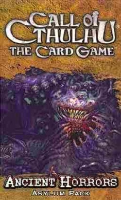 Call of Cthulhu: Ancient Horrors Asylum Pack (Cards)