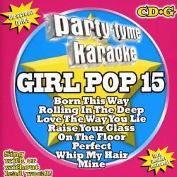 Various - Party Tyme Karaoke: Girl Pop 15