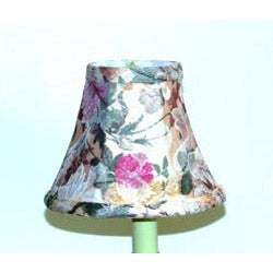 Rose Pattern Chandelier Mini Shades (Set of 2)