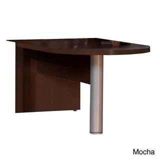 Mayline Aberdeen Freestanding Penninsula Desk