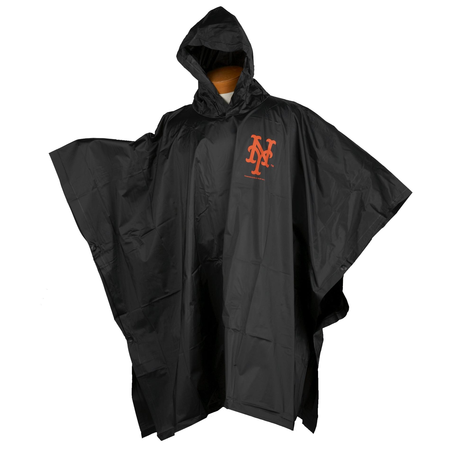 New York Mets 14mm PVC Rain Poncho