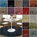 Hand-tufted Shaggy Chic Rug (2&#39; x 3&#39;)
