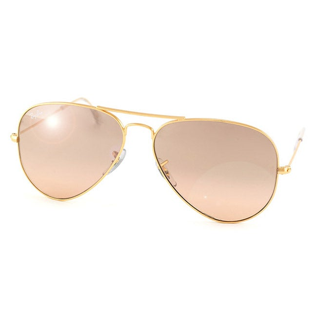 Ray-Ban RB3025 001/3E 58 Aviator Sunglasses