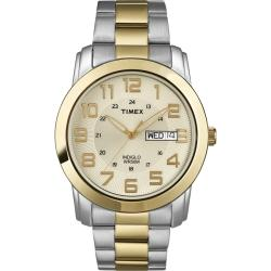 Timex Men's T2N439 Elevated Classics Sport Chic Stainless Steel Bracelet Watch