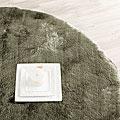 Safavieh Silken Titanium Grey Shag Rug (5' Round)