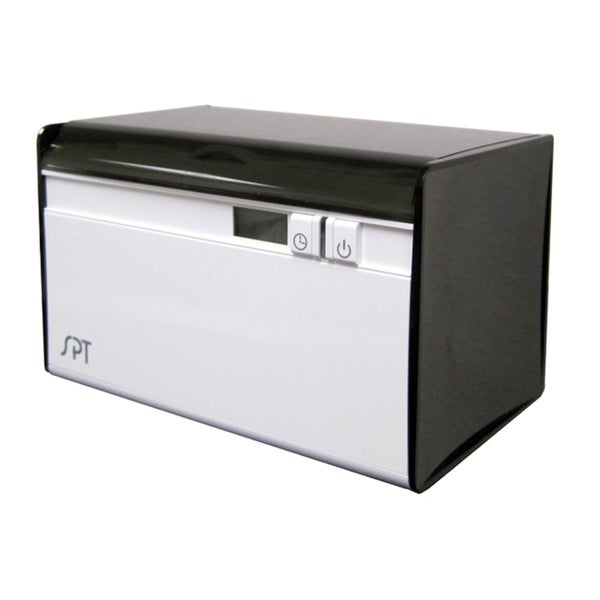 Sunpentown UC-0609 Black Ultrasonic Cleaner 8051622