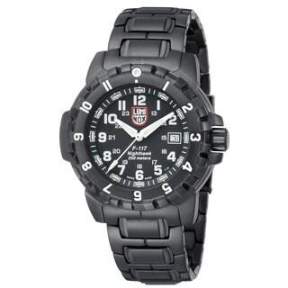 Luminox Men's EVO F-117 Nighthawk Watch