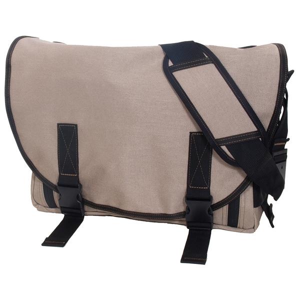 DadGear Classic Diaper Bag in Stone