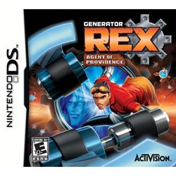 Nintendo DS - Generator Rex Agent of Providence - By Activision