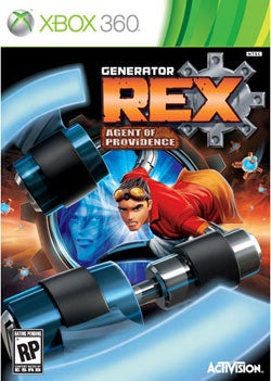 Xbox 360 - Generator Rex: Agent of Providence - By Activision