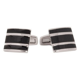 Cuff Daddy Men's Titanium Cufflinks