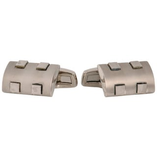 Cuff Daddy Titanium Bumps Cuff Links