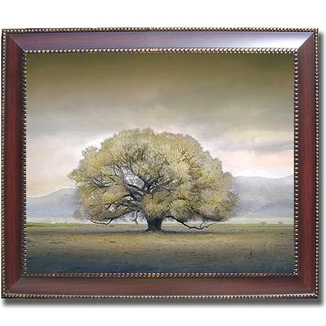 William Vanscoy 'You Knew Me When' Framed Canvas Art