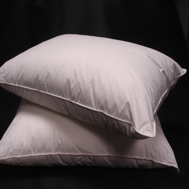 Eco-friendly Down Alternative Pillows (Set of 2)