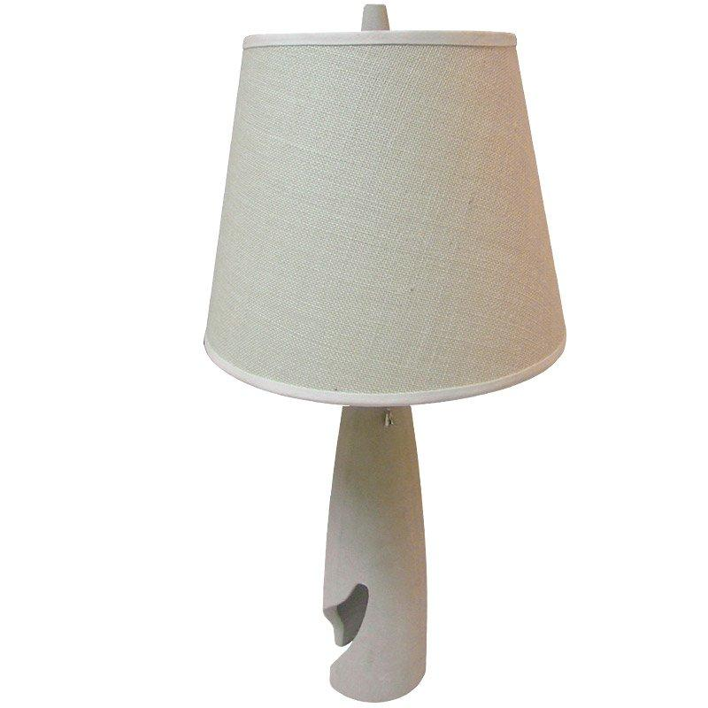 Skyscape Natural Stone 1-light Table Lamp