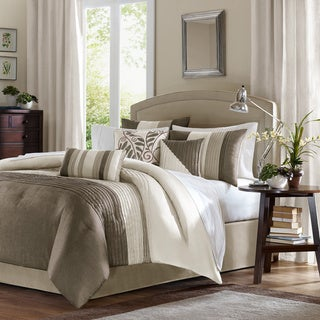 Madison Park Eastridge 7-piece Comforter Set