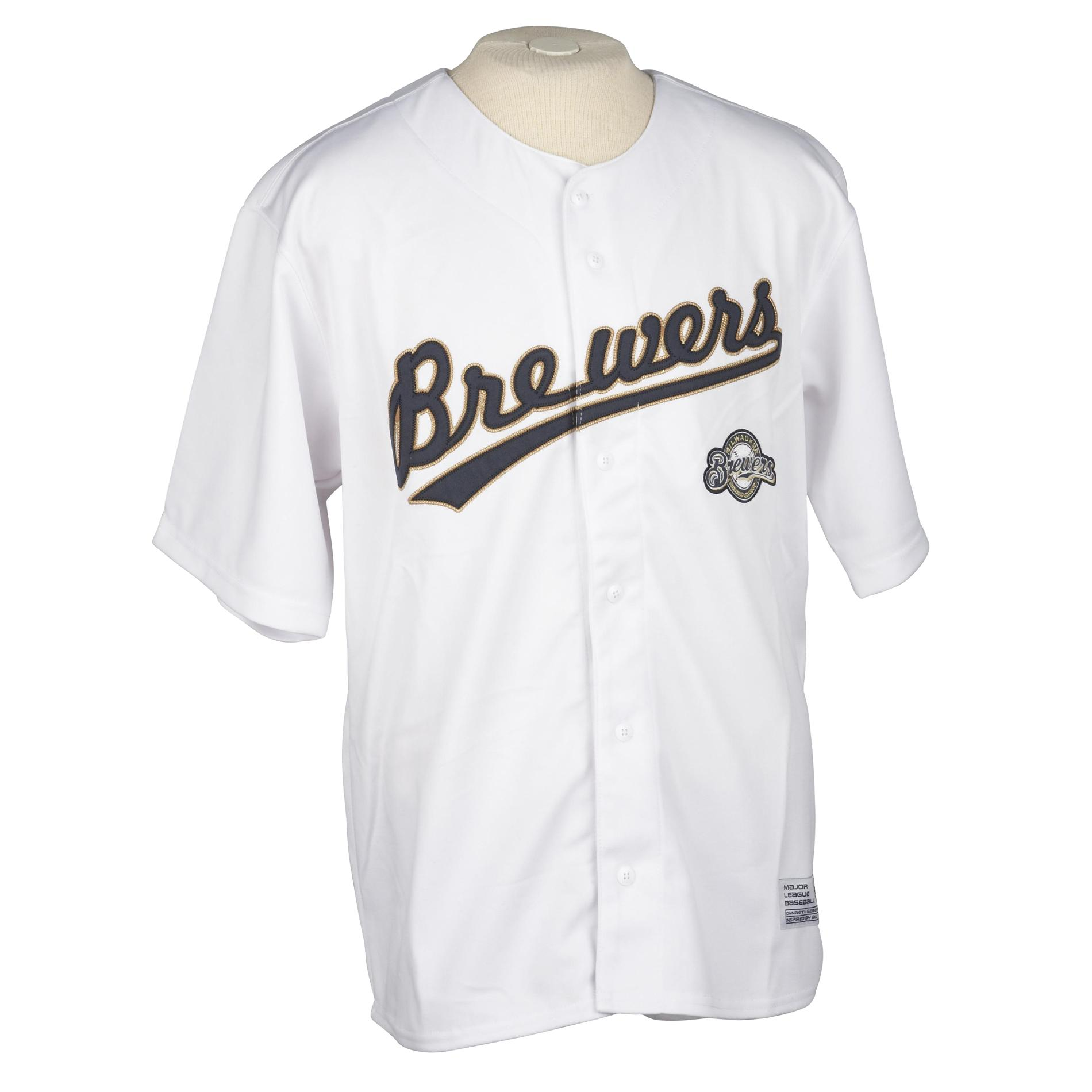 Milwaukee Brewers Dynasty Jersey