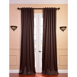 Java Blackout Curtain Panel Pair